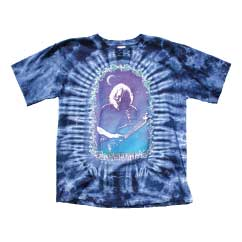 JERRY ROSES TIE-DYE T-SHIRTS
