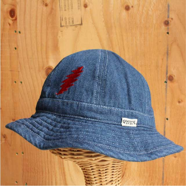 HEMP BOLT DENIM HAT