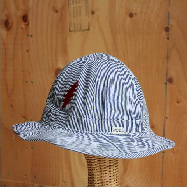 HEMP BOLT HICKORY HAT