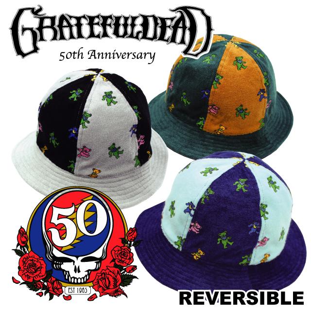GD 50TH PANEL METRO HAT