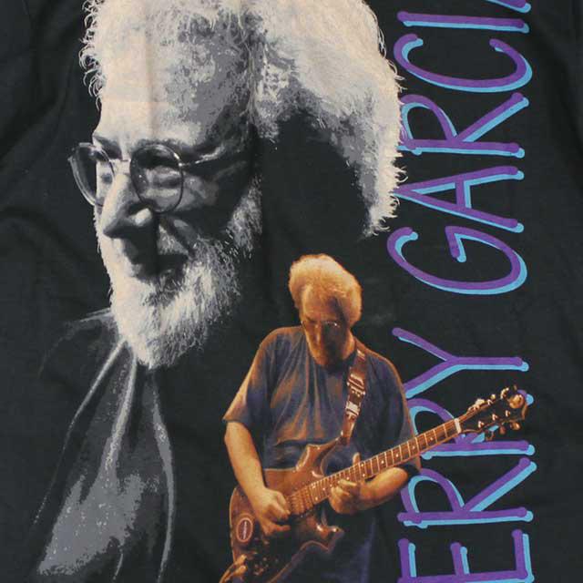 JERRY GARCIA GUITAR 1942-1995 T-SHIRTS