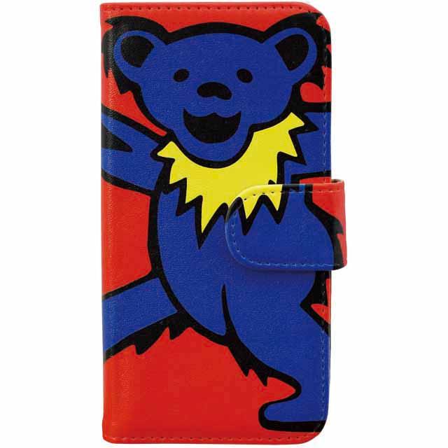 DANCING BEAR iPhone6/6s+Plus BOOK BLUE