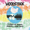 WOODSTOCK BANDED TIE-DYE T-SHIRTS