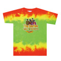 THE BEATLES YELLOW SUBMARINE SEA OF GREEN TIE-DYE T-SHIRTS YOUTH