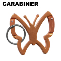 BUTTERFLY CARABINER