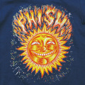 KIDS POLLOCK SUN ON BULE YOUTH T-SHIRTS