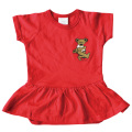 DANCING BEAR BLOOMER DRESS
