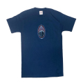 【 PHISH ROOTS ON HARBOR BLUE TEE S Size 】ルーツ オン ハーバー Sサイズ