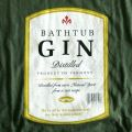 BATHTUB GIN ON MOSS