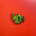 【 PHISH 】【 BLINKING LOGO PIN 】マグネットピン