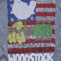 AMERICAN WOODSTOCK T-SHIRTS