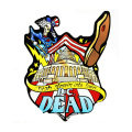 DC DEAD STICKER