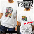【PHISH】POLLOCK COMIC T WH