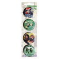 CHEECH & CHONG ASSORTED BUTTON