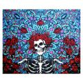 BERTHA FLEECE BLANKET BL