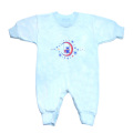 MOON SWING TIE-DYE FLEECE ROMPER LBL BABY KID'S JUMP SUIT