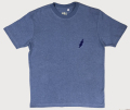 GRATEFUL DEAD ヘンプ 刺繍 ボルト Tシャツ