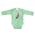 TERRAPIN & BEAR TIE-DYE LONG SLEEVE ROMPER GR BABY KID'S JUMP SUIT