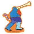THE BEATLES YELLOW SUBMARINE VACUUM STICKER