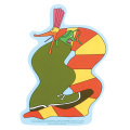 THE BEATLES YELLOW SUBMARINE KINKY BOOTS STICKER