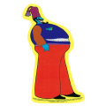 THE BEATLES YELLOW SUBMARINE SNAPPING TURTLE STICKER