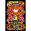 WOODSTOCK 3NIGHTS STICKER