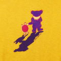 TERRAPIN & BEAR YOUTH YELLOW T-SHIRTS