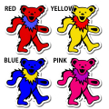 DANCING BEAR STICKER