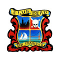CLUB DEAD SYF STICKER