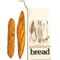 DESIGN WEST WHEAT BREAD BAG
