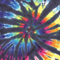 EXTREME ON HANES TIE-DYE T