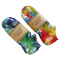 GD BEAR TIE DYE ANKLE SOCKS 25-27cm
