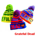 GD BEAR BORDER BEANIE
