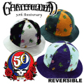 GD 50TH PANEL METRO HAT