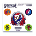 GD 50TH ASSORTED STICKER