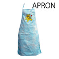 GD BEAR TIE-DYE APRON LIGHT BLUE