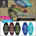 【新色】 BEAR MOTEL KEY RING モーテルキーリング