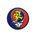 【GRATEFUL DEAD】【PATCH】 SINGLE STEAL YOUR BEAR PATCHES
