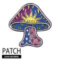 【DAN MORRIS】ダンモリス マッシュルーム パッチ MUSHROOM PATCH