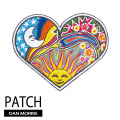 DAN MORRIS DAY & NIGHT HEART PATCH