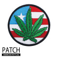 AMERICAN POT FRAG PATCH