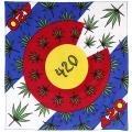 COLORAD FLAG 420 BANDANA