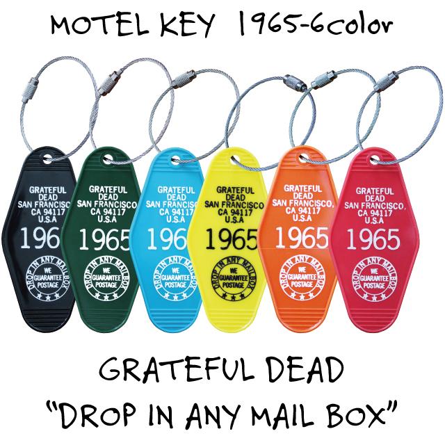 GD BEAR MOTEL KEY RING モーテルキーリング
