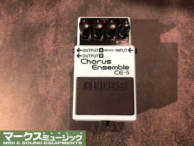 BOSS CE-5(中古品)【送料無料】