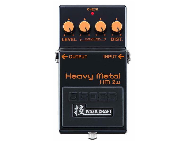 【ご予約受付中!】BOSS HM-2w Heavy Metal 技 WAZA CRAFT(新品)【送料無料】
