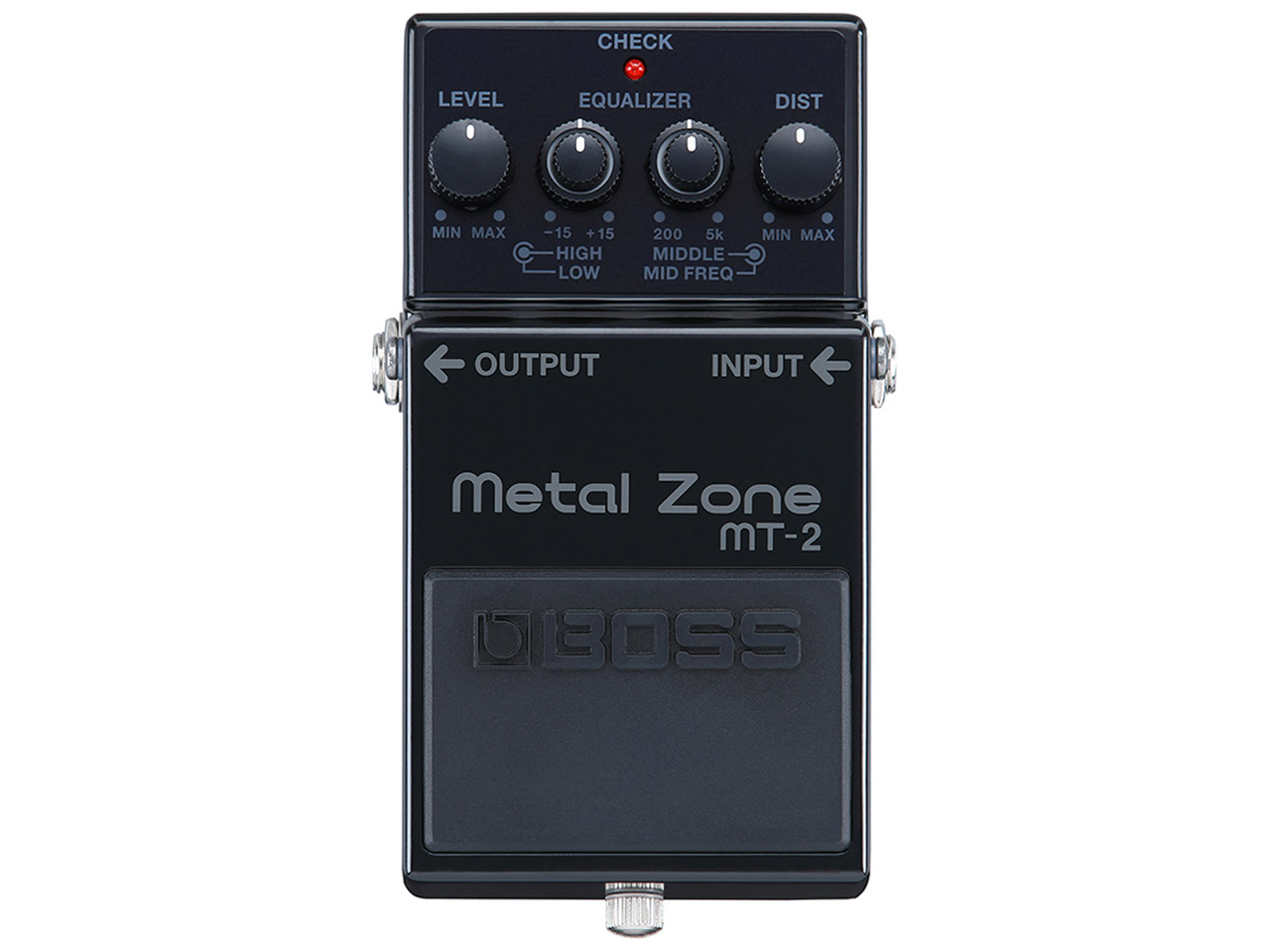 BOSS MT-2 Metal Zone 30th Anniversary MT-2-3A(新品)【送料無料】