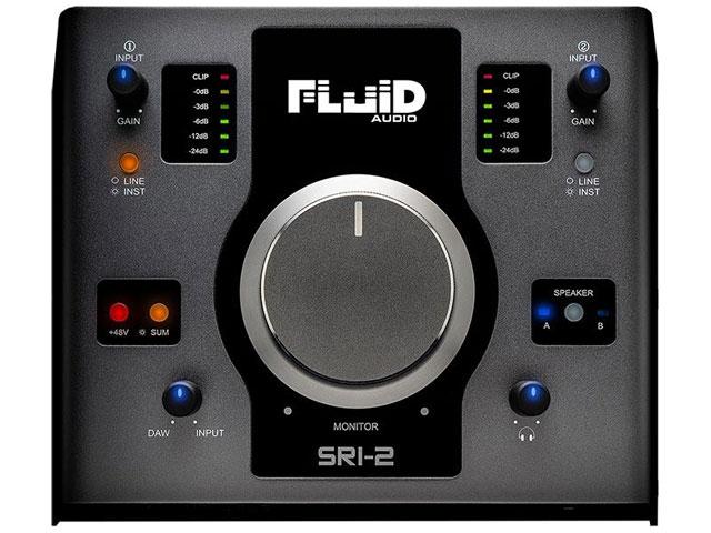 【即納可能】Fluid Audio SRI-2(新品)【送料無料】