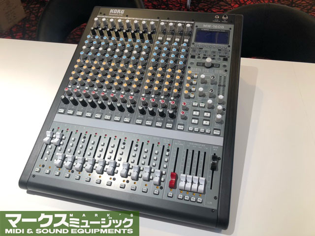 KORG MW-1608BK(店頭展示品)【送料無料】