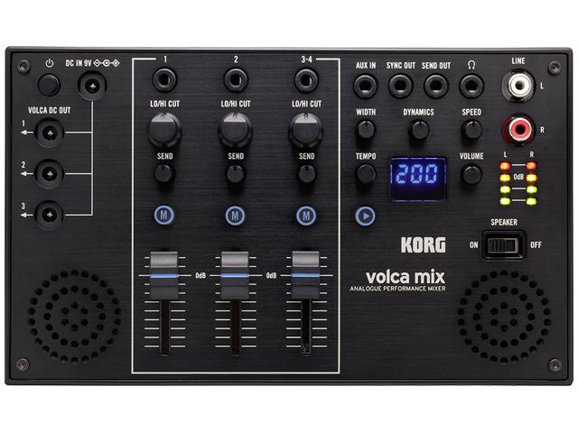 KORG volca mix(アウトレット品)【送料無料】