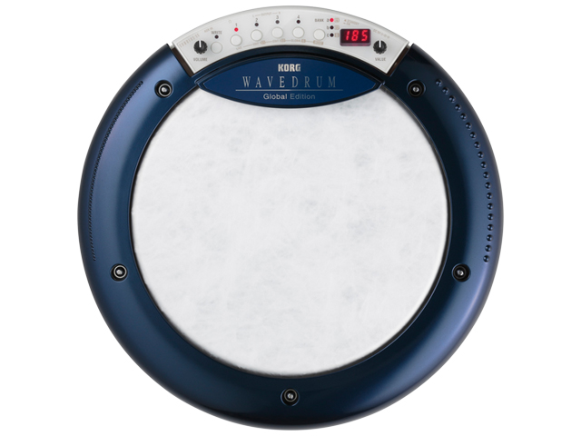 【即納可能】KORG WAVEDRUM Global Edition [WD-X-GLB](新品)【送料無料】